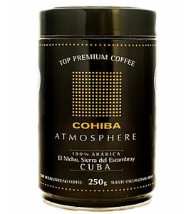Cohiba Atmosphere - Roasted & Ground Cuban Coffee - 250g