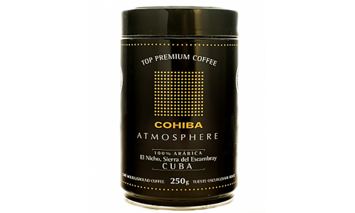 Cohiba Atmosphere - Roasted & Ground Cuban Coffee - 250g