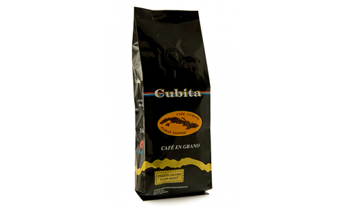 Cubita - Roasted Cuban Coffee Beans - 250g and 1kg