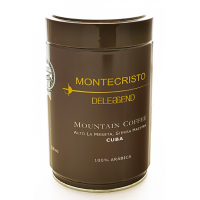 Montecristo - Roasted & Ground Coffee - 250g