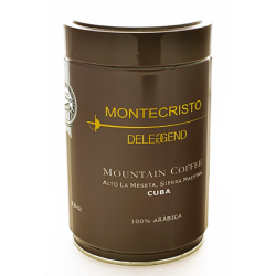 Montecristo - Roasted & Ground Cuban Coffee - 250g