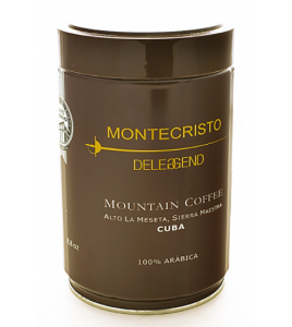 Montecristo - Roasted & Ground Cuban Coffee - 250g