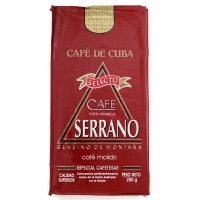 Serrano Selecto - Roasted & Ground Cuban Coffee 500g