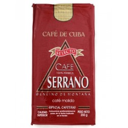 Serrano Selecto - Roasted & Ground 500g