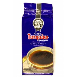 Turquino Montanes - Roasted & Ground Coffee 500g