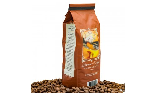 Amy's Pomeroon Coffee - Roasted Beans - Guyana