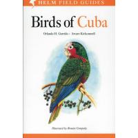 Birds of Cuba - O.H. Garrido & A. Kirkconnell