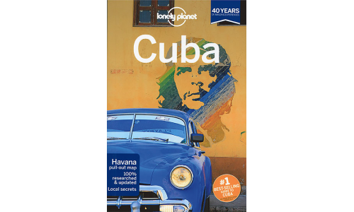 Lonely Planet Guide Book - Cuba - 7th Edition