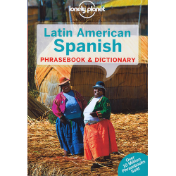 Lonely Planet Phrasebook & Dictionnary - Latin American Spanish - 6th Edition