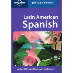 Lonely Planet Phrasebook & Dictionnary - Latin American Spanish - 5th Edition