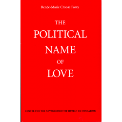 The Political Name of Love - Croose Parry