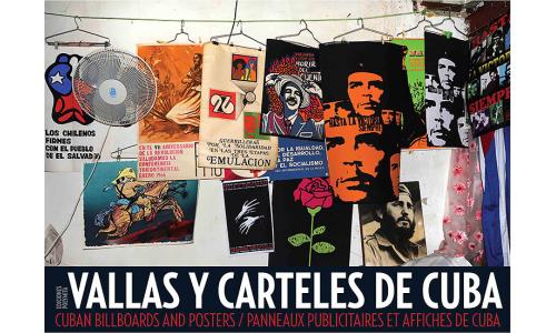 Cuban Billboards and Posters - Julio Larramendi & José Antonio Martínez Coronado