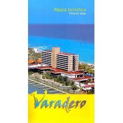 Map of Varadero, Cuba